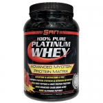 100% Pure Platinum Whey-897гр
