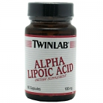 Alpha Lipoic Acid 100 mg-60кап