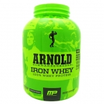 Arnold Series Iron Whey 2270гр
