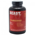 Beast Sport Nutrition 2 Shredded 120кап