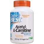 Best Acetyl L-Carnitine-120кап
