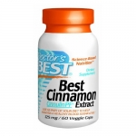 Doctor's Best Best Cinnamon Extract featuring Cinnulin PF-60кап