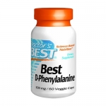 Doctor's Best Best D-Phenylalanine-60кап
