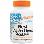 Doctor's Best Best Alpha-Lipoic Acid 300 мг-180кап