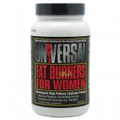 Universal Fat Burners for Women 120таб