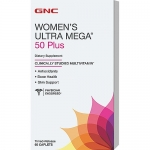 GNC Women's Ultra Mega 50 Plus 60 таб