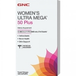 GNC Women's Ultra Mega 50 Plus 120 таб