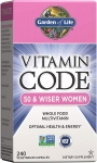 Garden of Life Vitamin Code 50 & Wiser Women