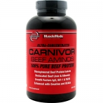 MuscleMeds Carnivor Beef Aminos 300таб