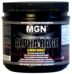 Muscle Gauge Nutrition Alpha Rage 1000гр