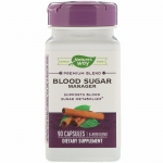 Nature's Way Blood Sugar Manager