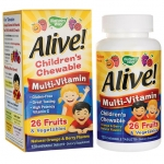 Nature's Way Children's Chewable Multi-vitamin