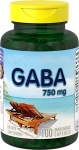 Piping Rock GABA (Gamma-Aminobutyric Acid)