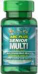 Puritan's Pride ABC Plus Senior Multivitamin Multi-Mineral Formu