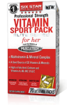 Six Star Vitamin Sport Pack For Her-20пак