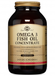 Solgar  Omega-3 Fish Oil Concentrate 120 кап