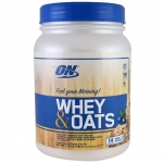 Oats & Whey Protein