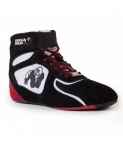 Кроссовки Chicago High Tops Black/White/Red