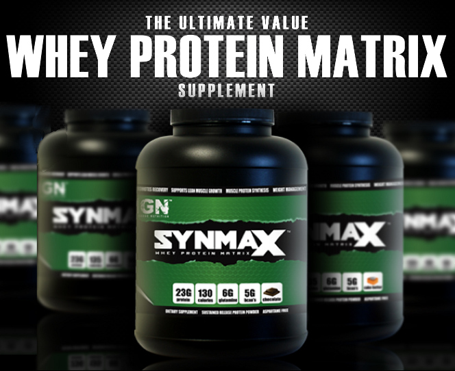 Muscle Gauge SYNMAX Protein