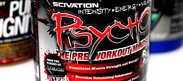 Scivation Psycho