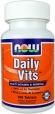 NOW Daily Vits Vitamin-100таб